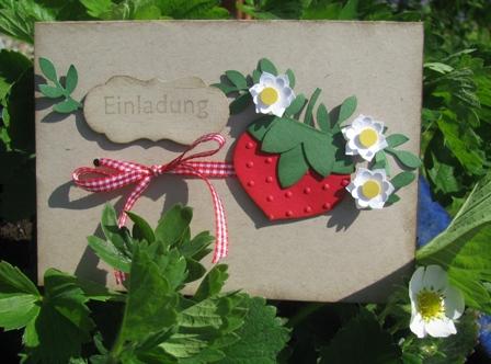 ... idea 48 : Erdbeerampel erdbeeren erdbeer ampel balkon pflanzampel zum