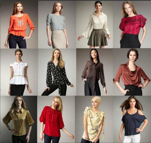Como vestir: que tipo de mangas usar segun tu tipo de cuerpo