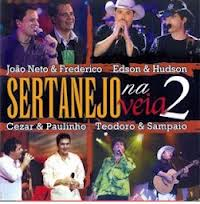CD Sertanejo Na Veia 2 (2012)
