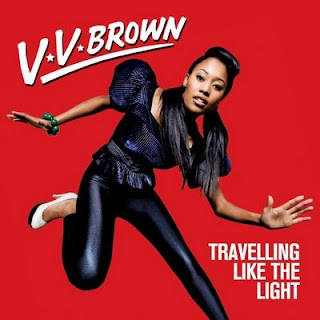 VV Brown - Travelling Like The Light Lyrics
