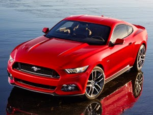 Mustang Magic: A quick ride in the 2015 Ford Mustang