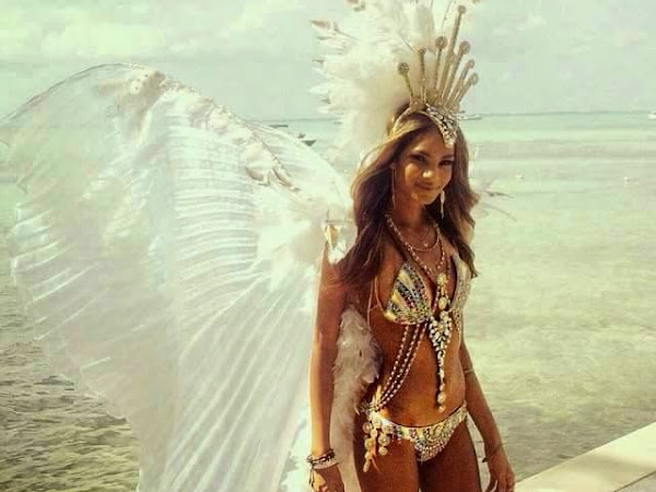 St.Lucian Carnival Designer Claude Desir Talks Carnival