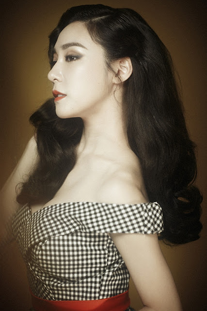 SNSD Tiffany Lion Heart Girls Generation Teaser Pics 01