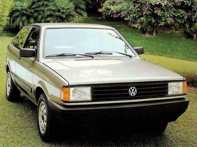 VW Gol GL 1989