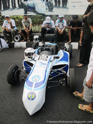 Green Car made in Mahasiswa UNY Jogja Kreatif