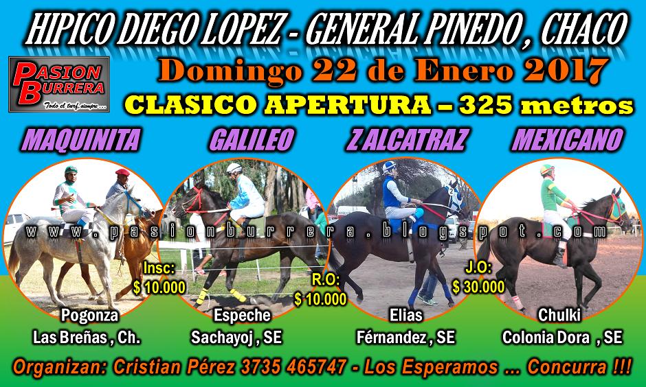 GRAL PINEDO - 325
