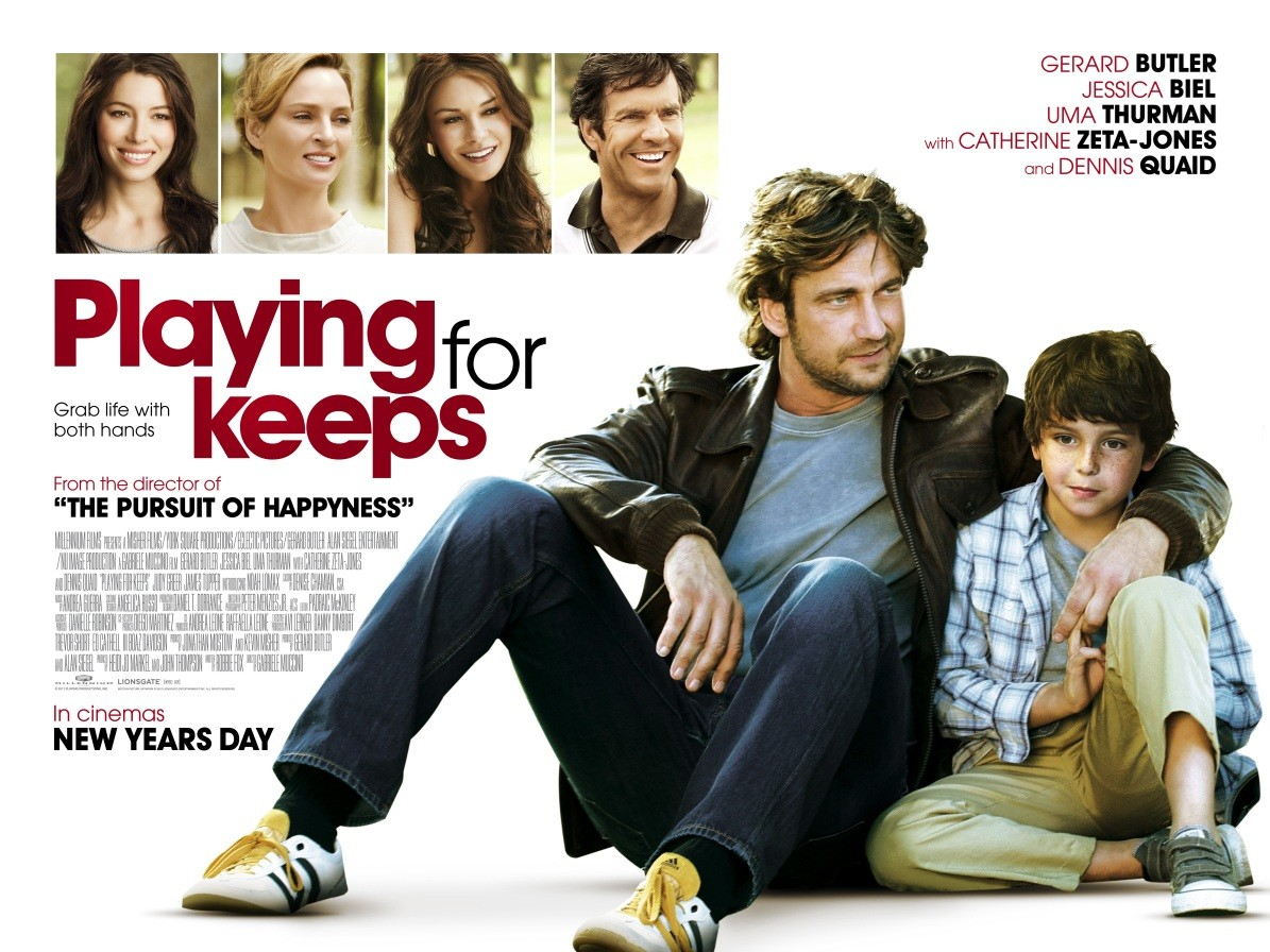 Playing for Keeps (2012) / Igra za opstanak
