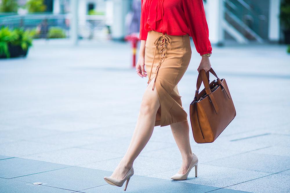 Crystal Phuong- Singapore Fashion Blogger, Herworldplus Social Media Awards