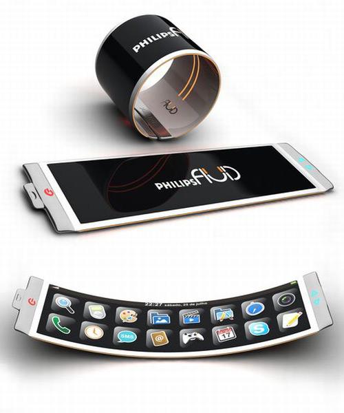 fluid phone