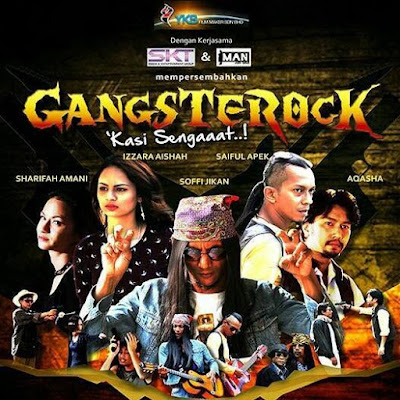 Tonton Gangster Rock Kasi Sengat Full Movie 2015