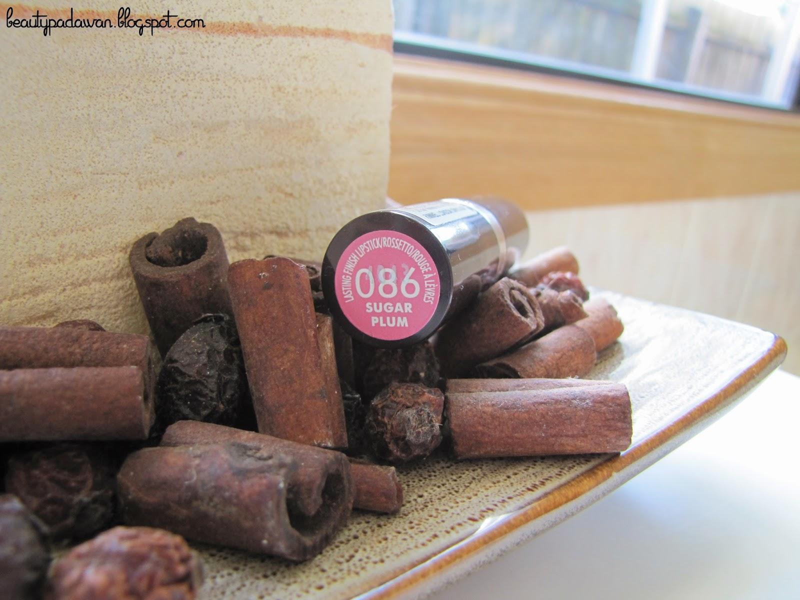 Rimmel Lasting Finish Lipstick -- 86 Sugar Plum