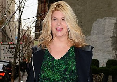 Kirstie Alley repulsive and hates Leah Remini