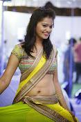 Aswi Glamorous Photos in Half Saree-thumbnail-4