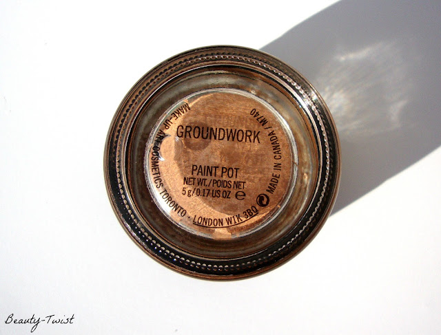 MAC Groundwork Paint Pot