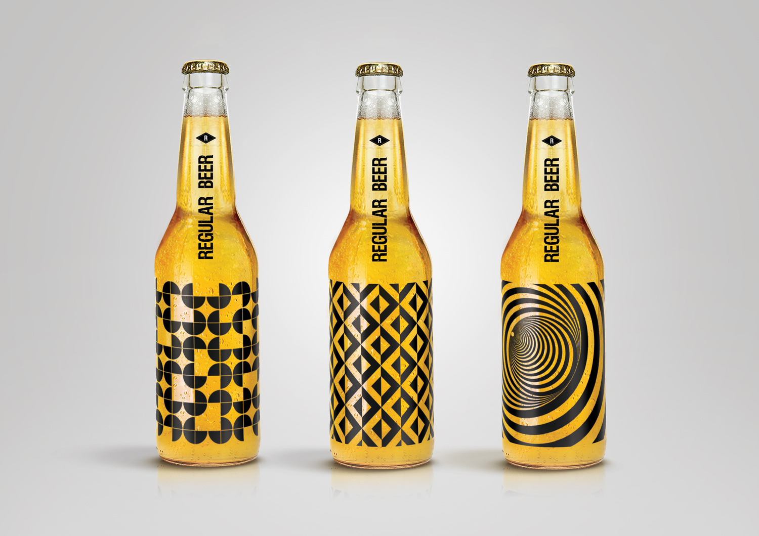 Regular Beer (Concept) on Packaging of the World ...