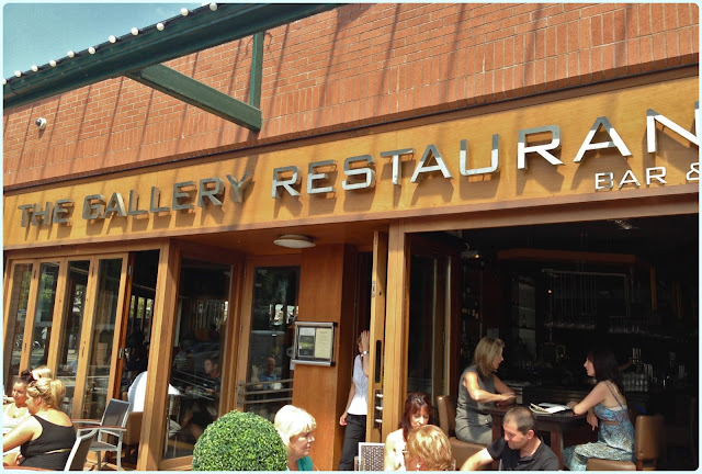The Gallery Restaurant and Bar, Formby