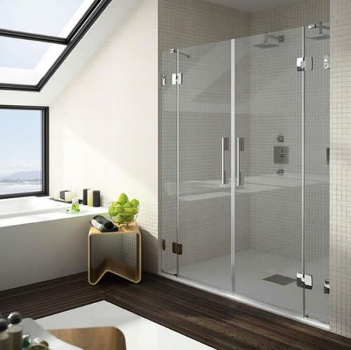 Gu a para elegir la mampara de tu ducha reformas guaita - Mamparas para duchas de obra ...