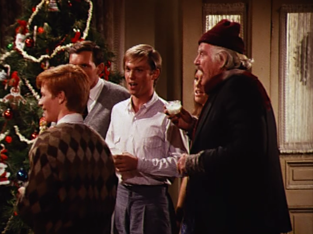 Christmas TV History: The Waltons: The Best Christmas (1976)