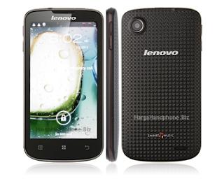 spesifikasi Lenovo A800