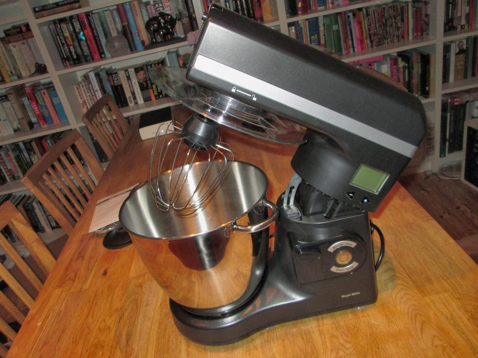 royal 1800 køkkenmaskine test