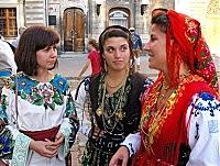 Фото Укринформ: португалки в Украине