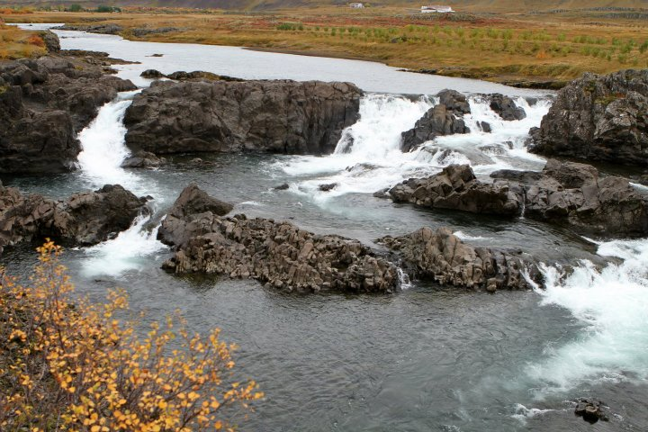Биврёст, Исландия