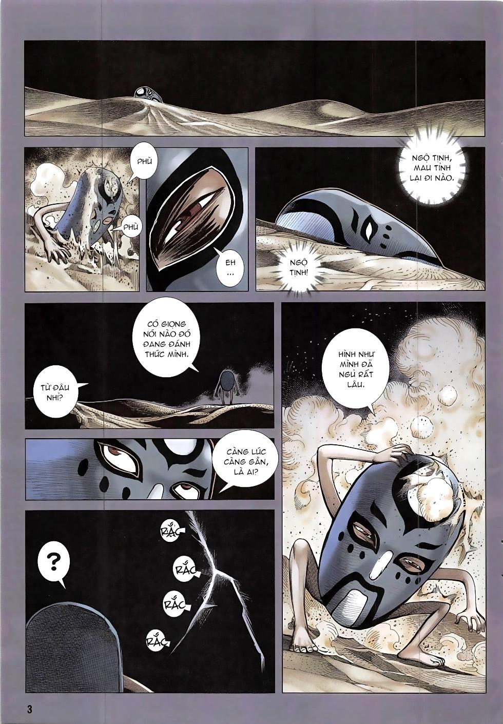 Tây Du chap 24 Trang 3 - Mangak.info
