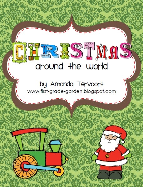 First Grade Garden Christmas Around The World And Elf On Shelf