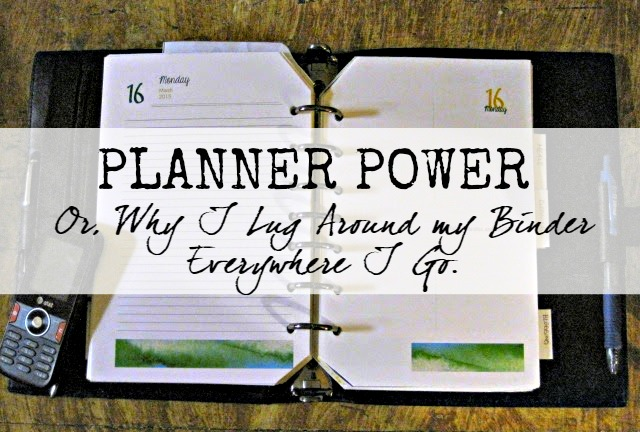 Paper planners are all the rage- but why do they matter, anyway? This post explains why paper planners are really super awesome- and how using one can help you organize your life!