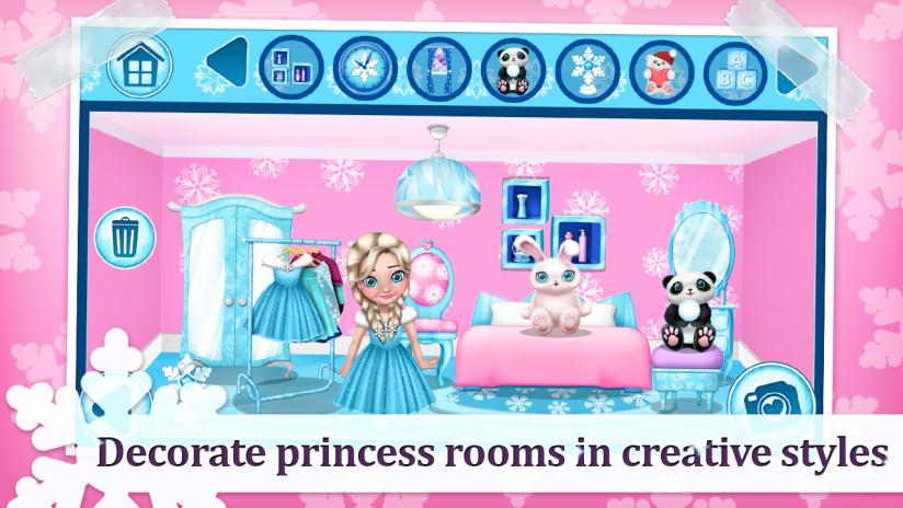 Princess Doll House b67a040020f878364114