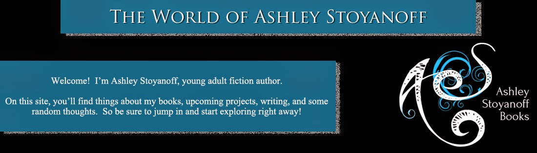The World of Ashley Stoyanoff