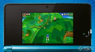 sonic lost world screen 4 Sonic Lost World (3DS/Wii U)   Screenshots