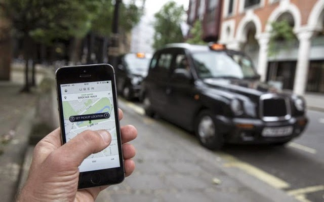 Uber Fund-Raising Indicates $50 Billion Valuation