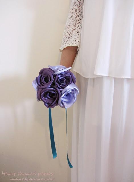Bouquets alternativos damas de honra