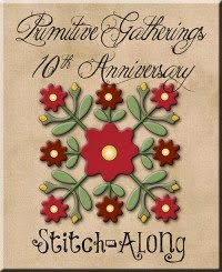 10th Anniversary Stitch Along