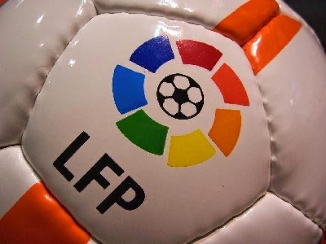 liga de futbol espanola: