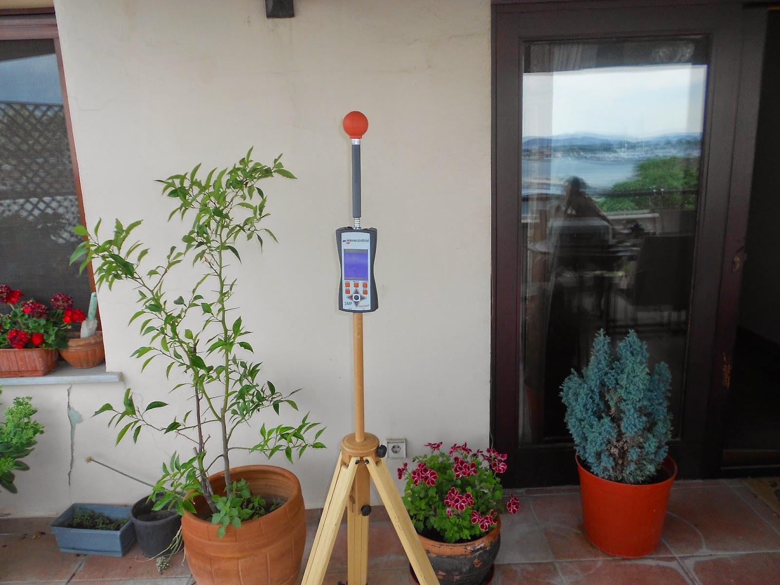 elektromanyetik alan ölçümü
