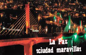 Vota por La Paz !!!