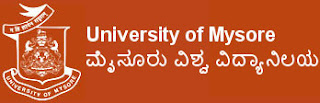 Mysore University B.Ed Results 2012