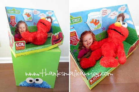 Laugh Out Loud Elmo