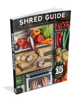 FREE SHRED10 Guide