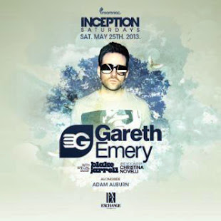 Inception: Gareth Emery at Exchange LA