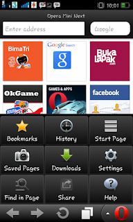 Browser Next OperaMini White Apk Android