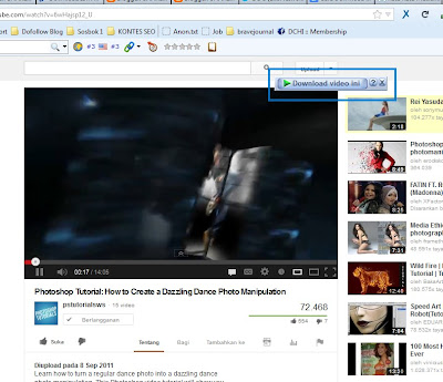 Cara Mendownload Video Youtube dengan Mudah