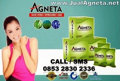 Agneta Aloevera, Spirulina, dan Q 10