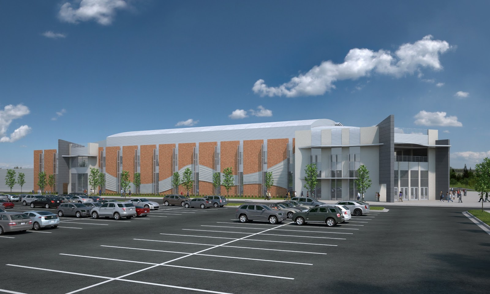 Idaho corporate income tax due date - Design Drawing For Idaho Falls Event Center Made Public