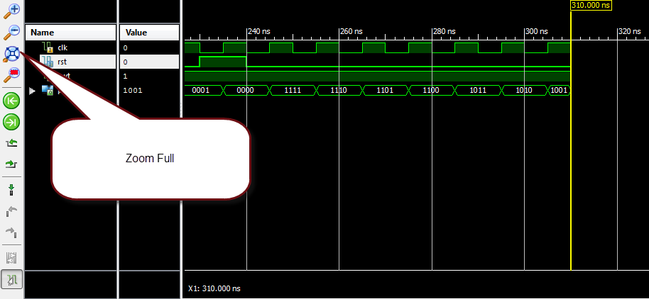 how to simulate vhdl code in xilinx?23