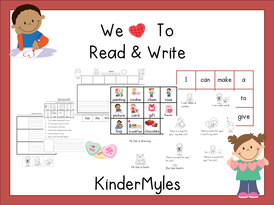 http://www.teacherspayteachers.com/Product/We-Heart-to-Read-and-Write-1071711