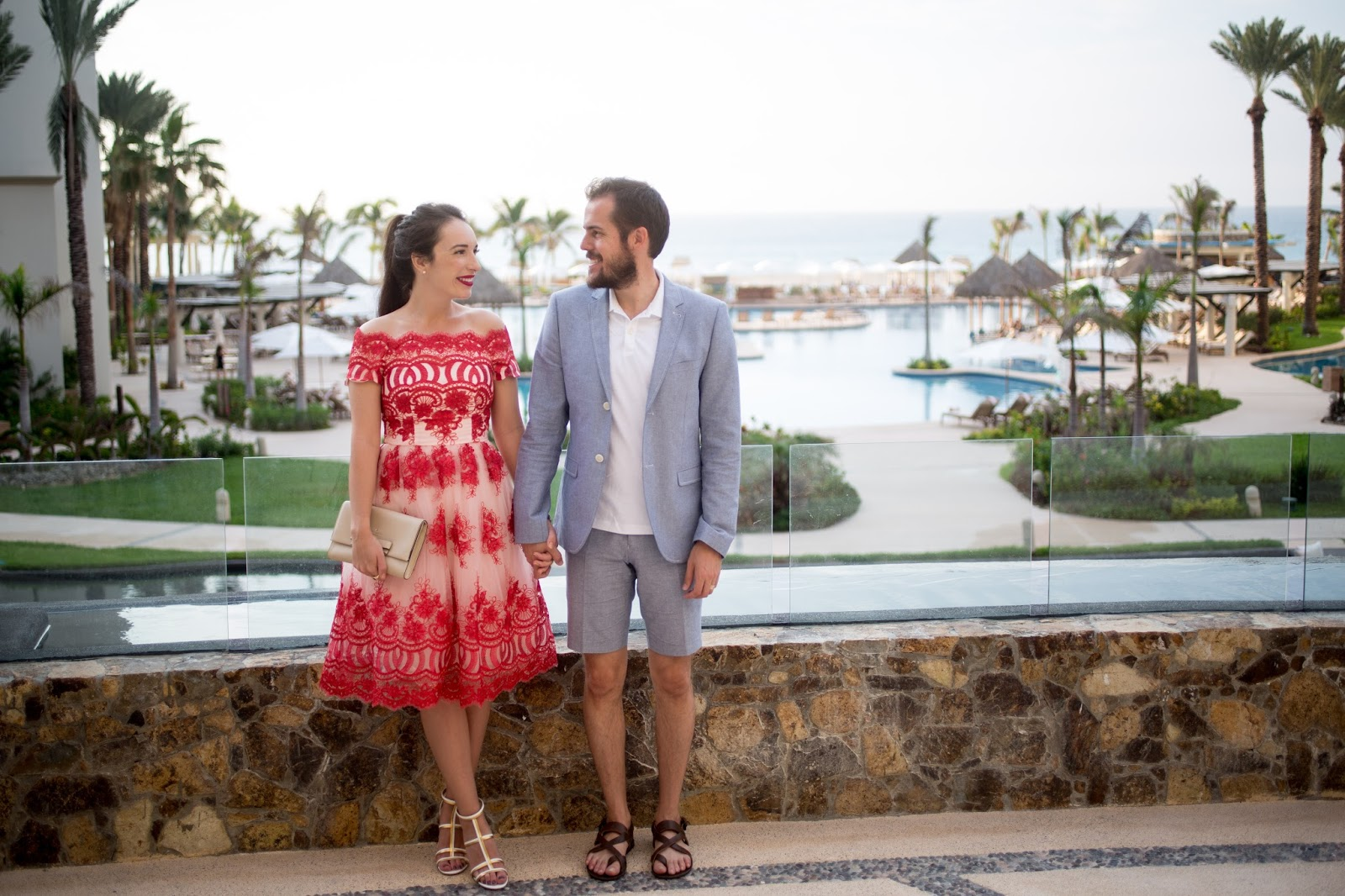 Couples style blog in Los Cabos Mexico
