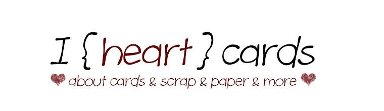 I {heart} cards
